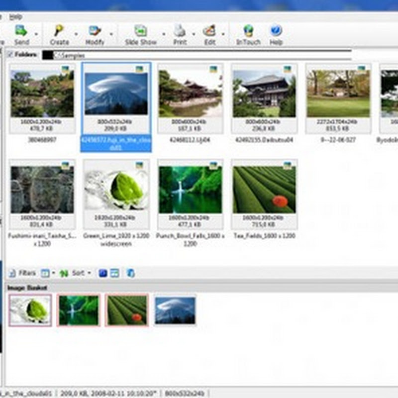 Free download ACDSee for Pentax 2.0
