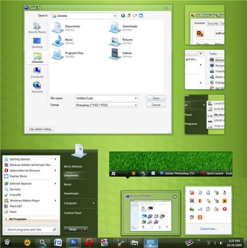 Clearscreen_Sharp_for_Windows7