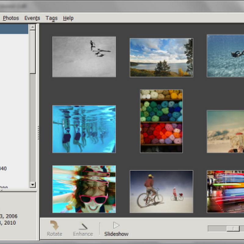 Shotwell is a simple, open source image manager and viewer