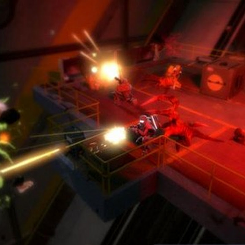 Free full game Alien Swarm released on Steam