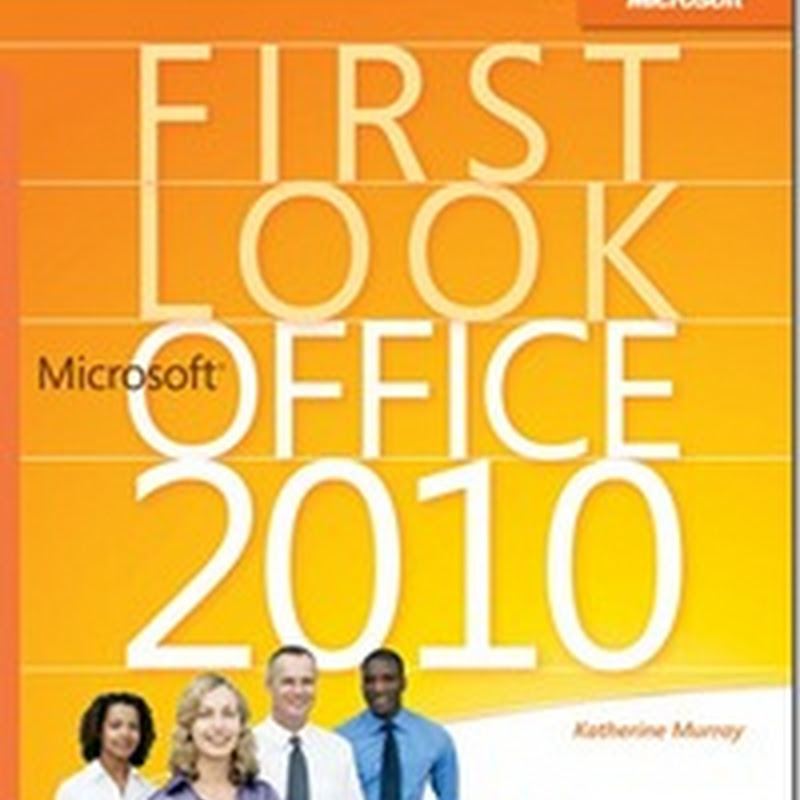 2 Free Microsoft Office 2010 ebooks from Microsoft