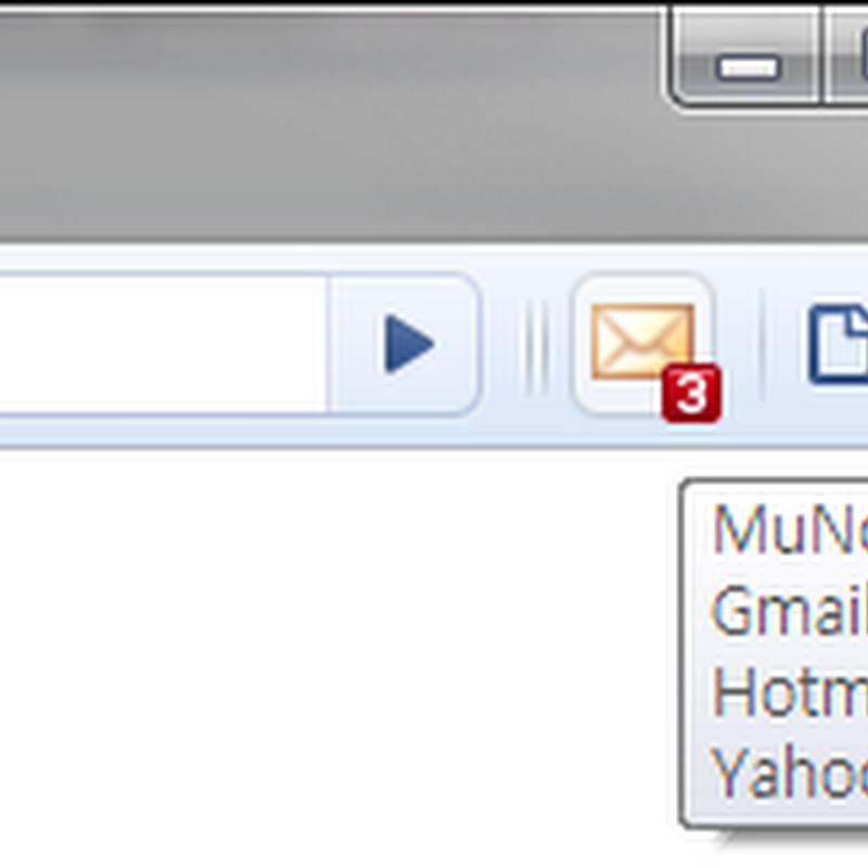 Multiple Webmail Notifier extension for Chrome and Firefox