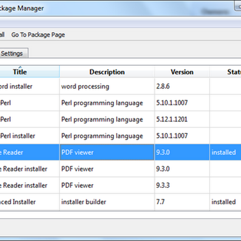 Windows Package Manager automatically downloads and installs multiple software