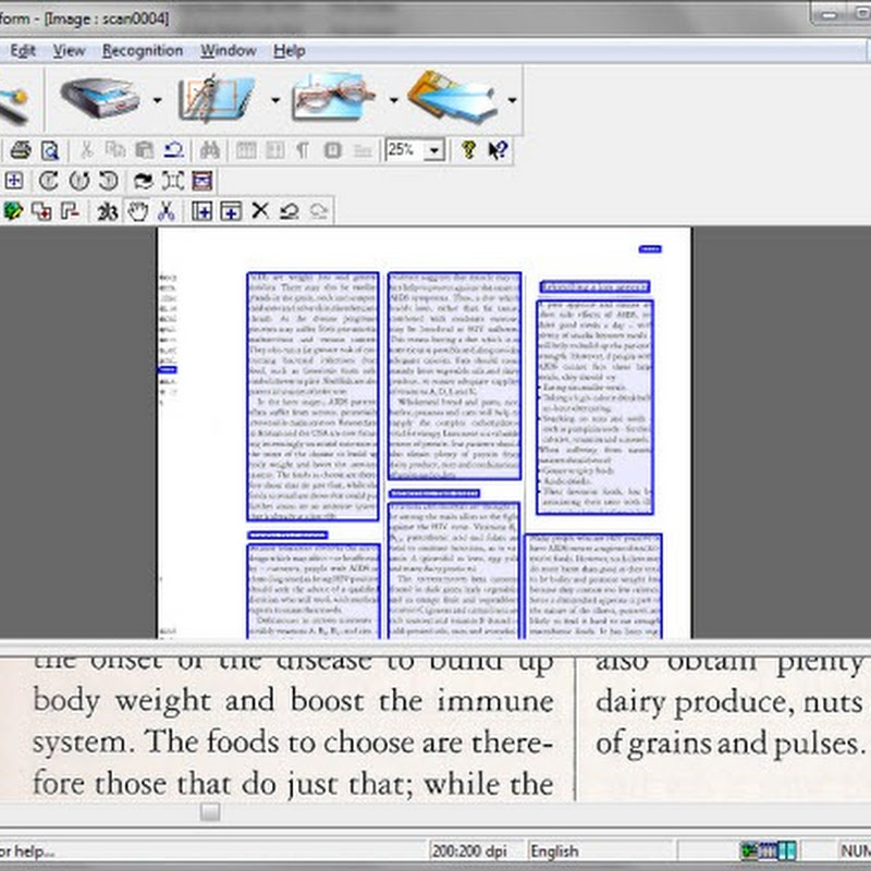 Cuneiform OCR software recognizes up to 23 languages