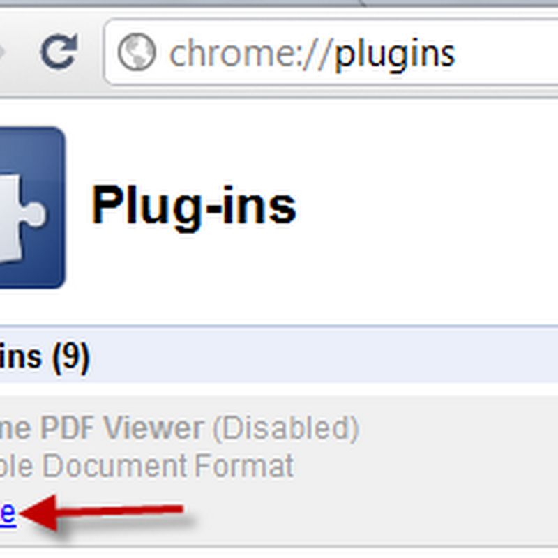How to lock down Chrome from insecure plug-ins