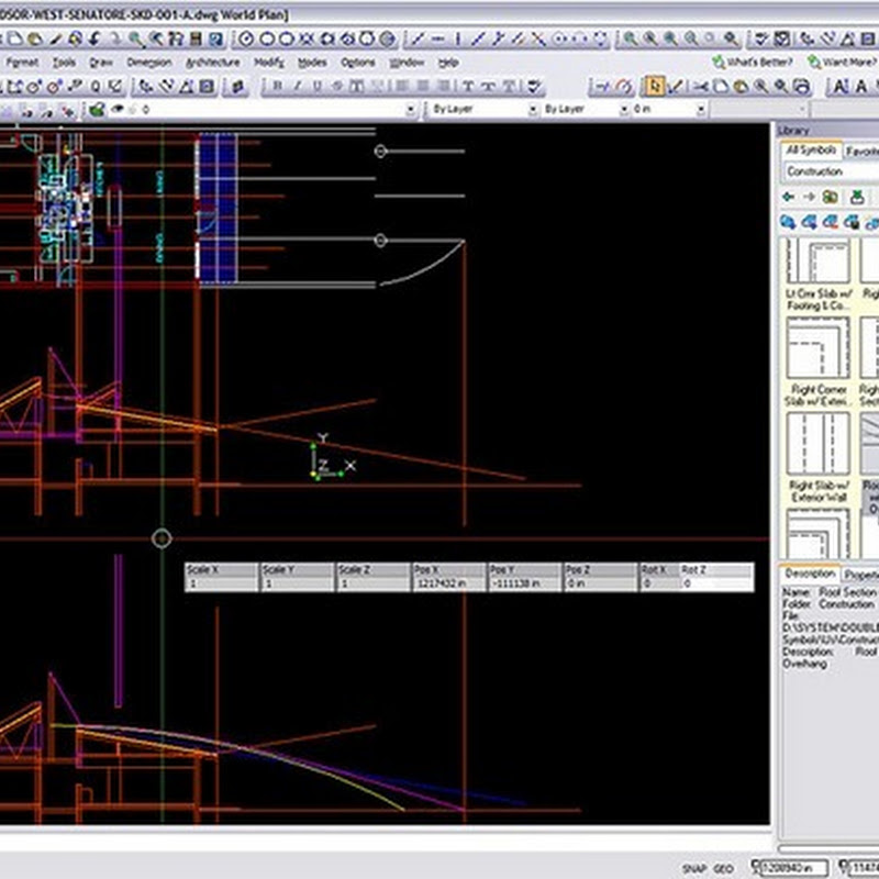 DoubleCAD XT: The Real Free Alternative to AutoCAD