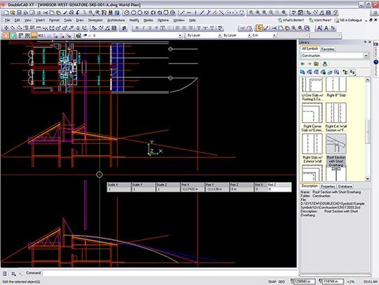 Doublecad Xt The Real Free Alternative To Autocad