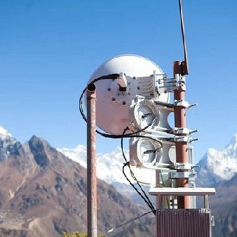 Mount Everest gets 3G network at the summit