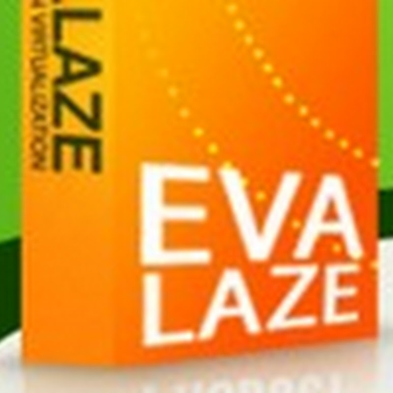 Create your own portable applications with Evalaze