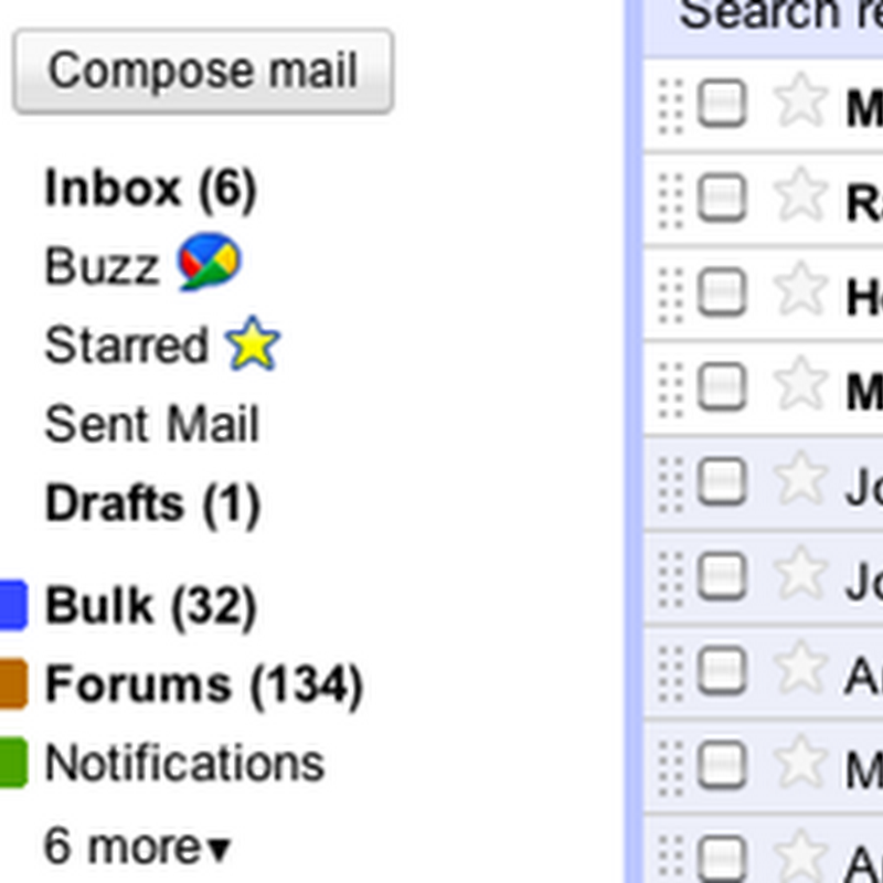 Gmail Smart Labels Automatically Categorizes Emails