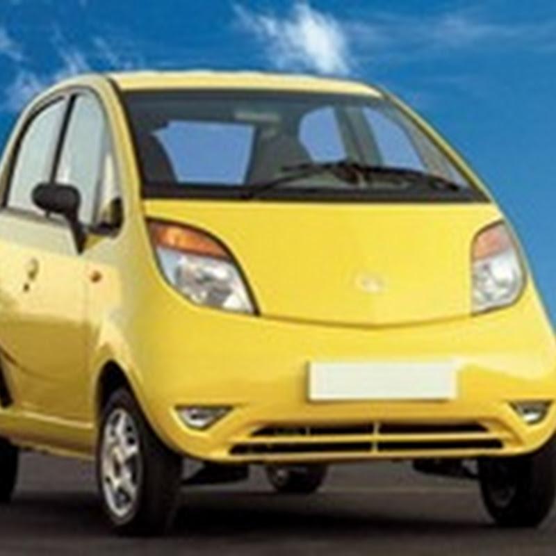 Nano: carro mais barato do mundo