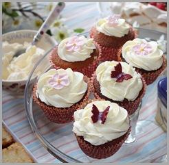 15 Red Velvet cupcakes