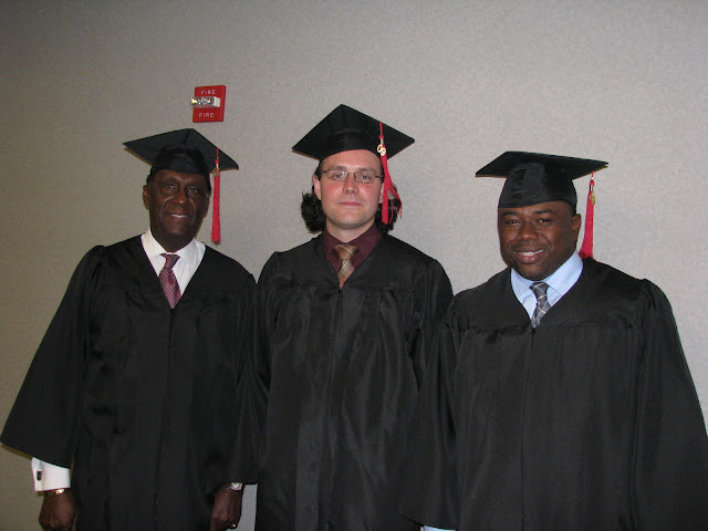 From left to right: Winston Brumfield, AME Church FCU (Baton Rouge, LA); Thom Dellwo, Cooperative Federal CU (Syracuse, NY); and DeAndre Zachery, Shreveport FCU (Shreveport, LA).