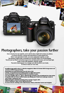 Photogrphers, take your passion further