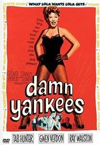 Damn Yankees DVD Cover