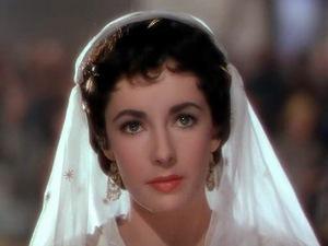 Elizabeth Taylor as Rebecca