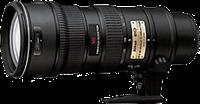 70-200mm VR