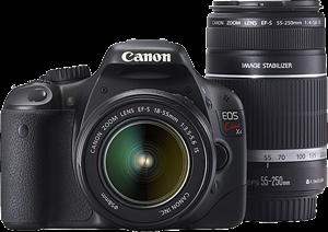 EOS 550D Double Lens Kit