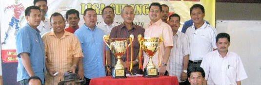 Piala Dato' Ir. Muhammad Bushro Jadi Rebutan