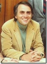 Carl Sagan, astrônomo estado-unidense.