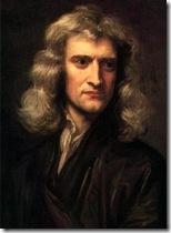 Isaac Newton, físico, matemático, astrônomo, alquimista, filósofo natural e teólogo inglês.