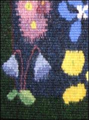 Milles Fleurs detail