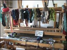Hallberg Studio Loom