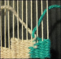 Weft Interlock Wrong