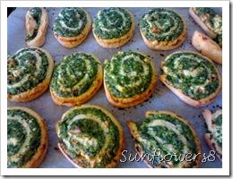 Girelle di spinaci, feta e noci (6)