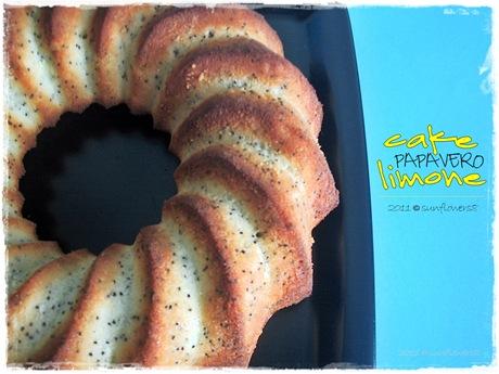 Cake al papavero e limone1