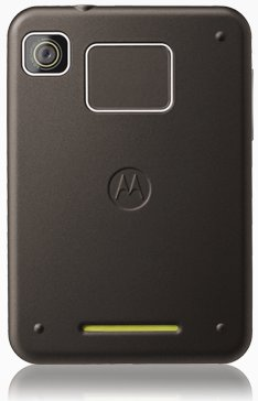 Motorola Charm Backside View