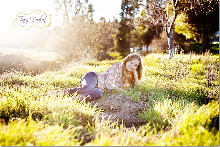 Murrieta Valley Senior Portrait 2