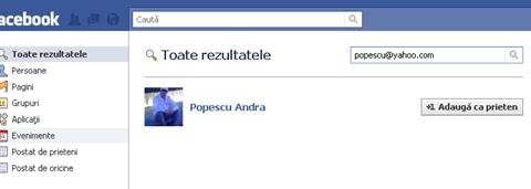 facebook dupa mess