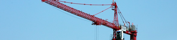 Color Week - Red Thursday - Crane