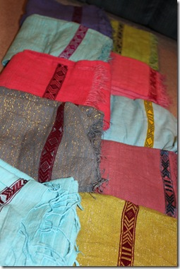 Scarves for Sale 105