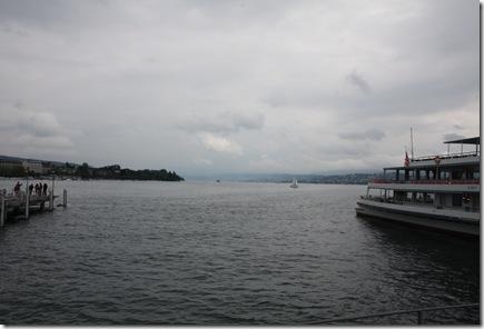 Day 1 lake zurich