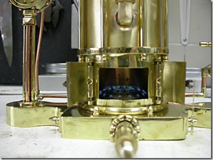 Mine-Boiler-Burner