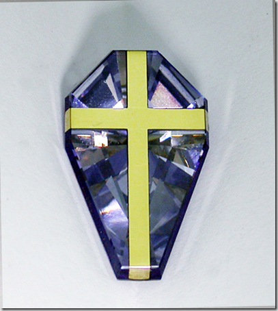 Gemstone-Cross