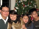 Qing-hong, Bi-ling, Becky, and Benjamin