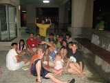 Our family at the 2008 Sports and English Camp
