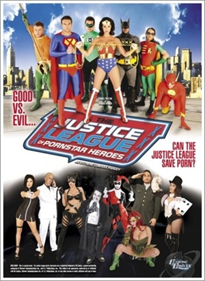 Justice League Of Pornstar Heroes
