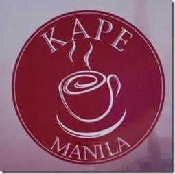 kape Manila