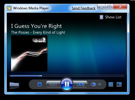 windows 7 media player