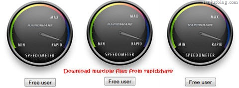 download rapidshare many files high speed