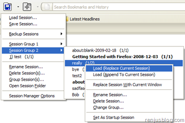 firefox session backup