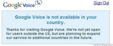 Google voice free call activation