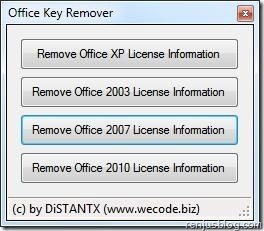 Office Key Remover
