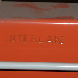 96X4X1-5/8 Interlake Teardrop Beams