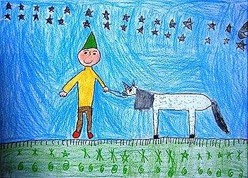 Ismail y el unicornio, de Alba
