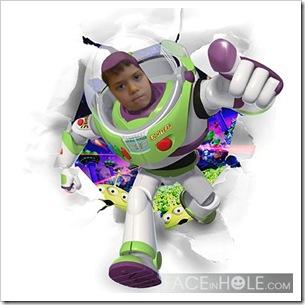 Sergio en Toy Story